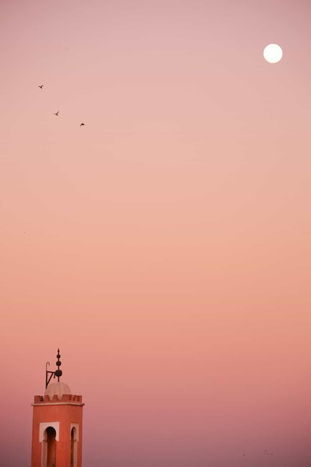 Marrakech - Top 10 Places to Photograph Sunset around the world