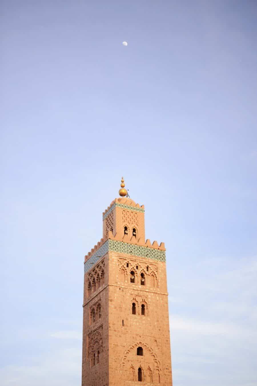 Koutoubia Mosque (2)