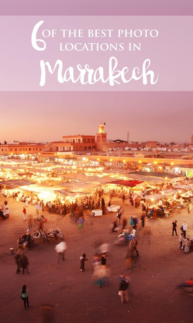 Marrakech Photography Locations by The Wandering Lens www.thewanderinglens.com