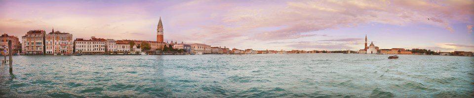 Venice Panoramic Photograph