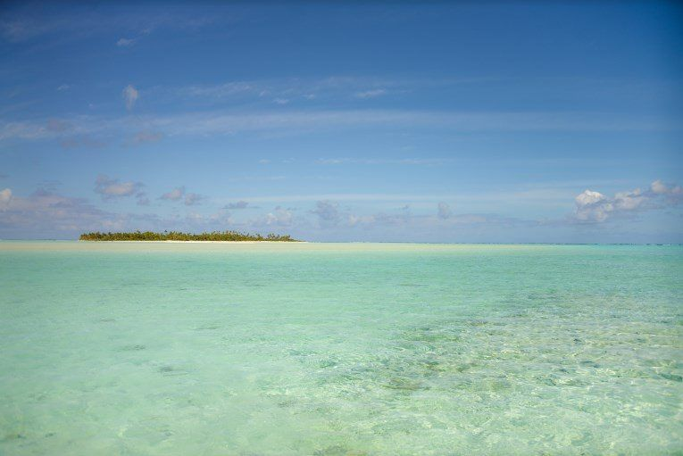 Landscape Photography, Aitutaki, Cook Islands by The Wandering Lens