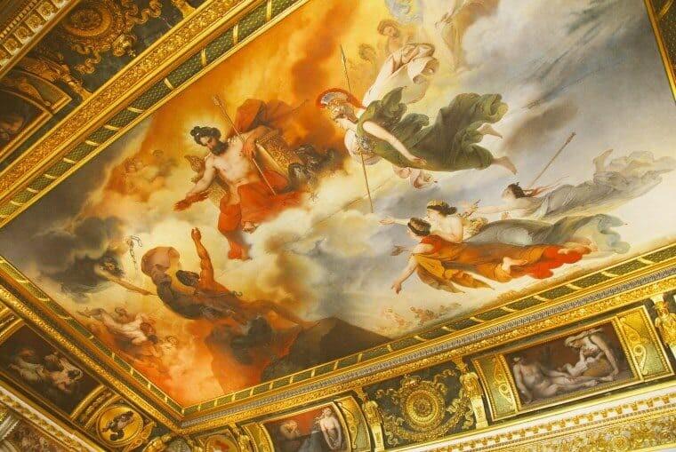 The Louvre Art