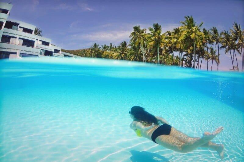 Hayman Pool, One&Only Hayman Island