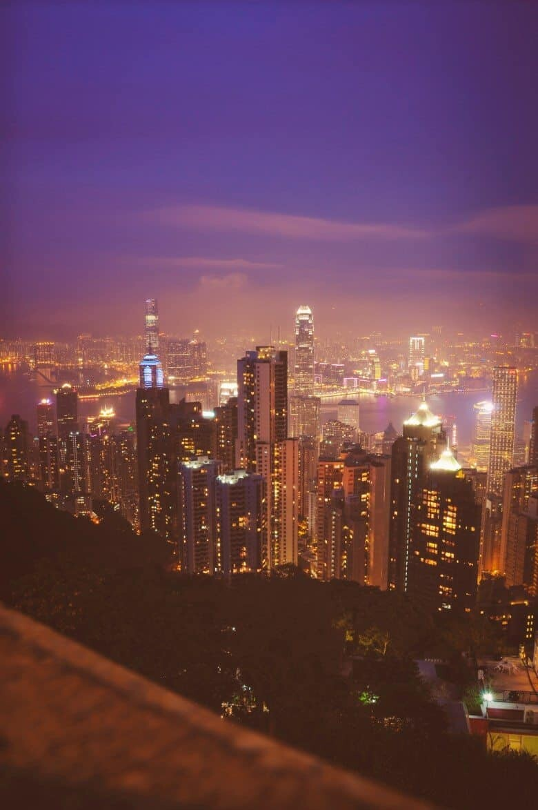 Hong Kong, The Peak