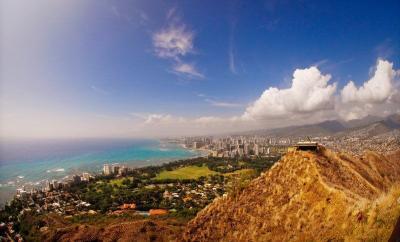 Diamond Head Hike - Hawaii - The Wandering Lens