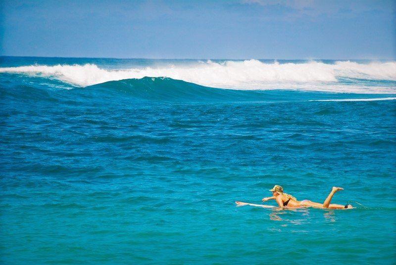 Sunset Beach, North Shore - Hawaii