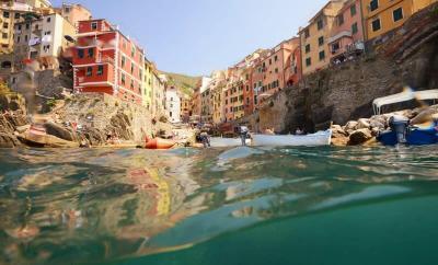 Riomaggiore, Italy - The Wandering Lens