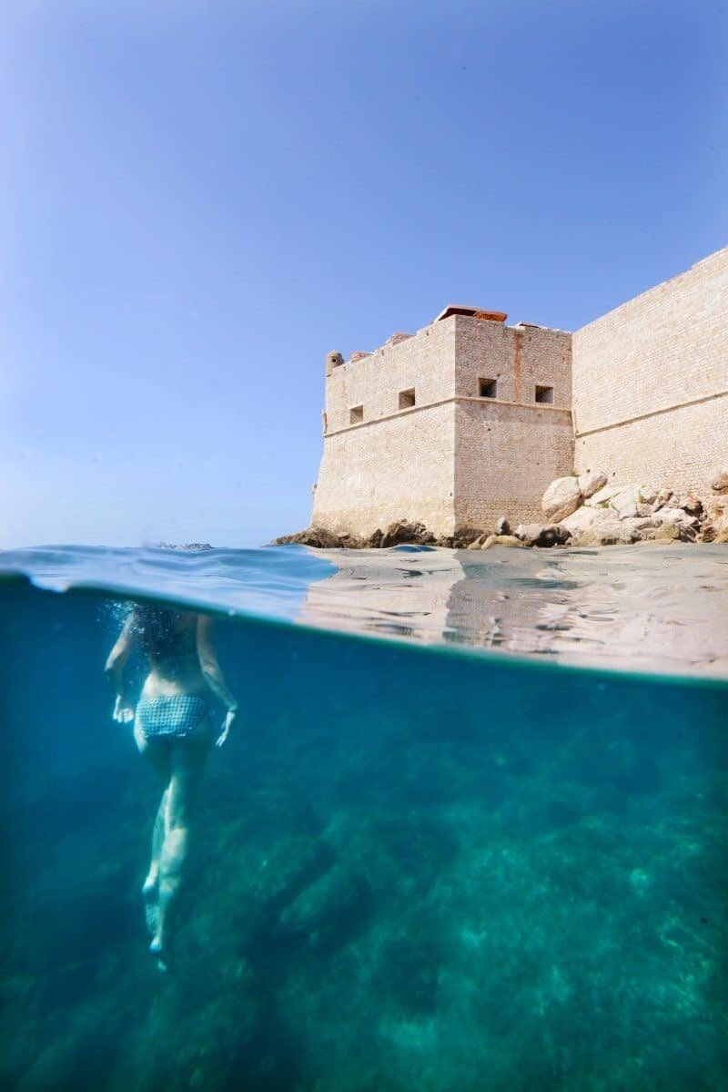 Dubrovnik, The World from The Water by The Wandering Lens www.thewanderinglens.com