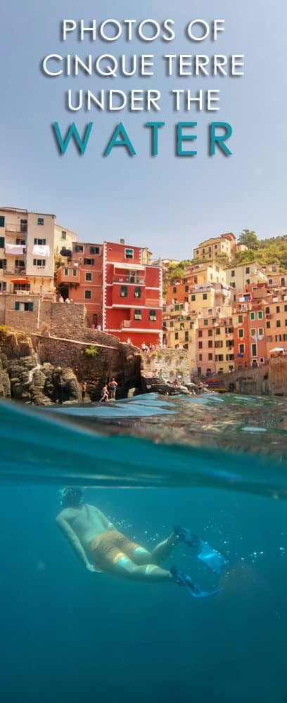 The World from the Water - Cinque Terre, Italy by The Wandering Lens www.thewanderinglens.com