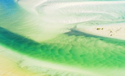 Aerial Beach Photography by The Wandering Lens www.thewanderinglens.com