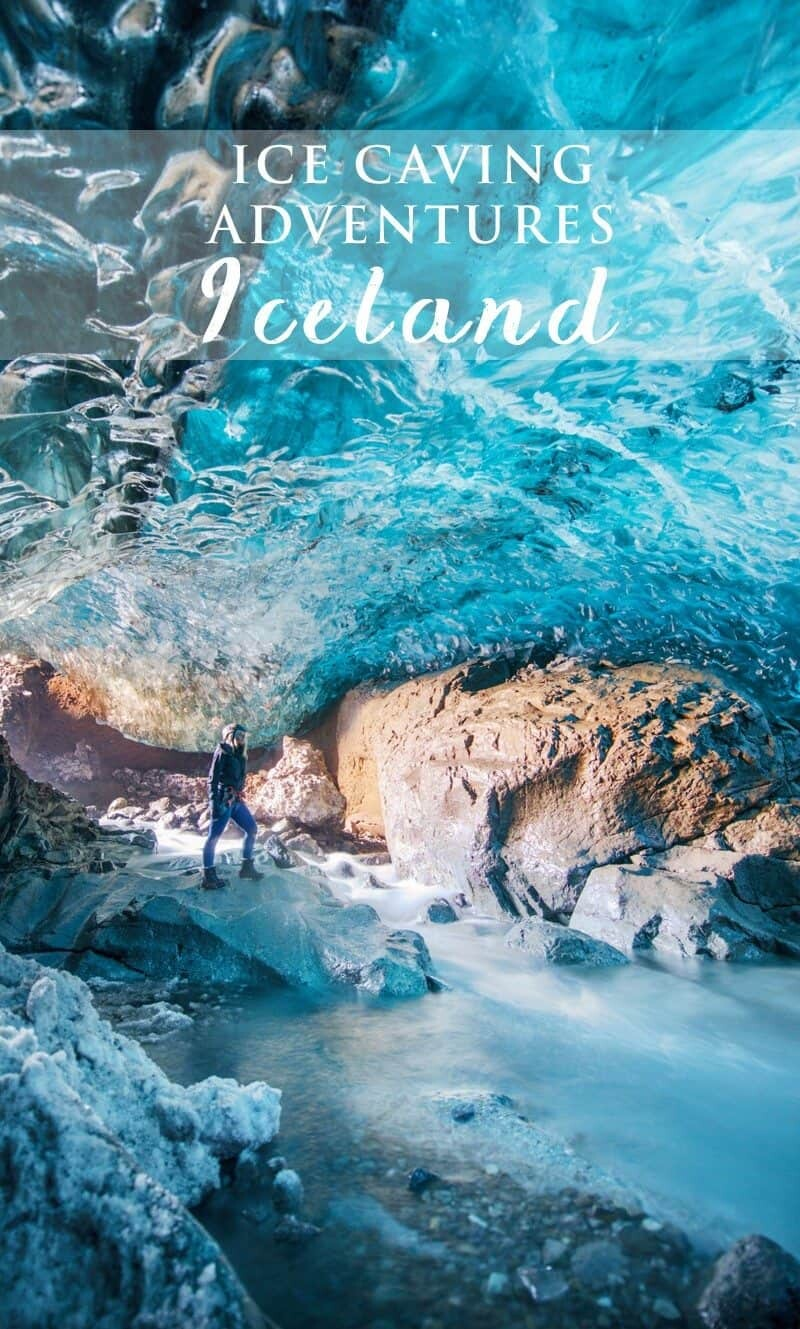 Ice Cave Adventures in Iceland by The Wandering Lens www.thewanderinglens.com