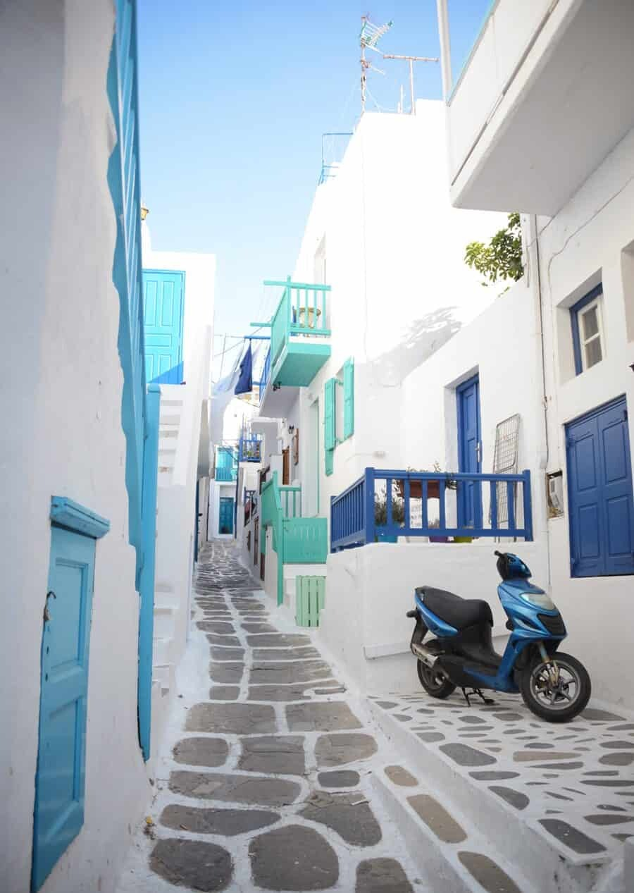 Mykonos Photography Locations by The Wandering Lens