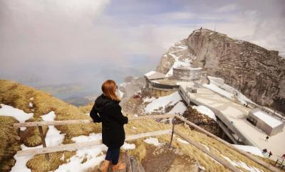 Mount Pilatus Hotel Review by Lisa Michele Burns