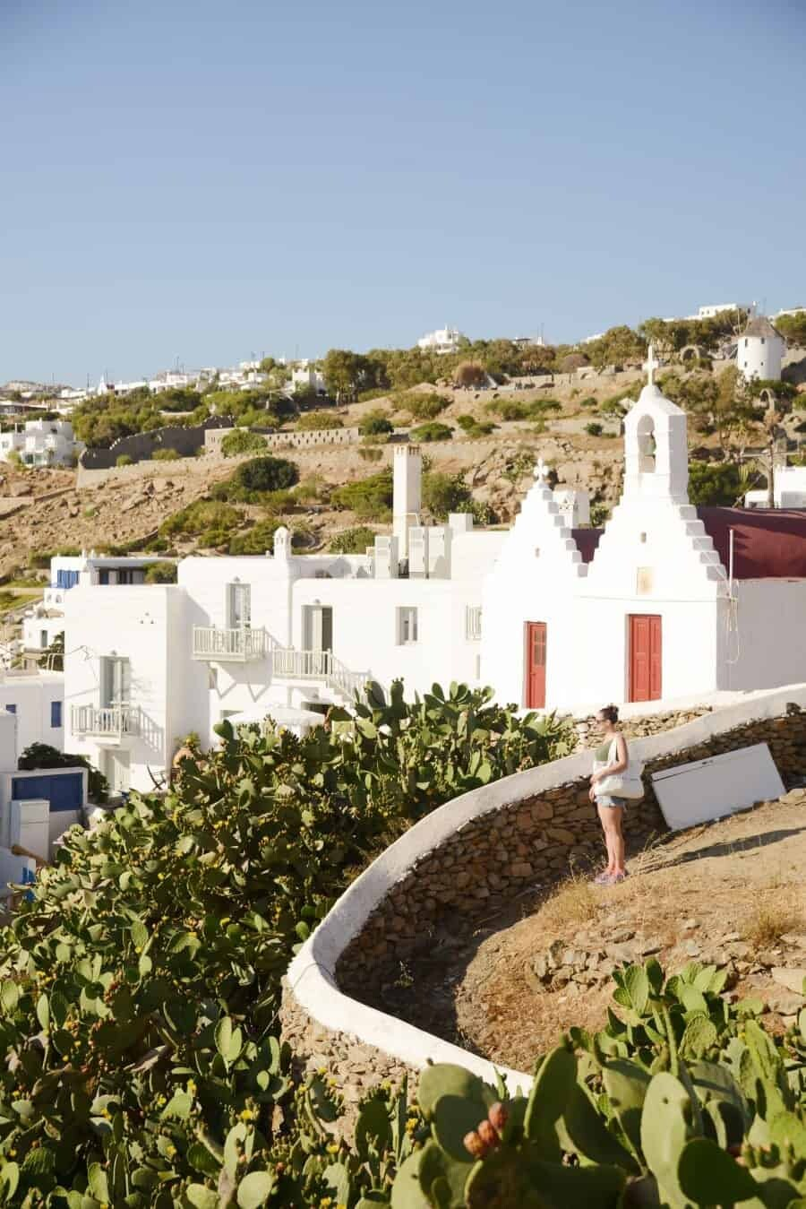 Mykonos Photography Locations and the Best Beaches by The Wandering Lens