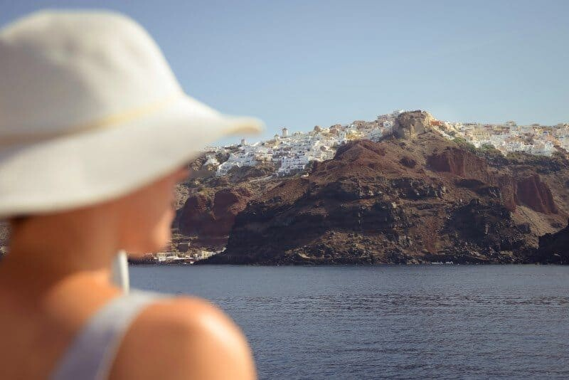 Santorini Sailing Day Trip by The Wandering Lens 05
