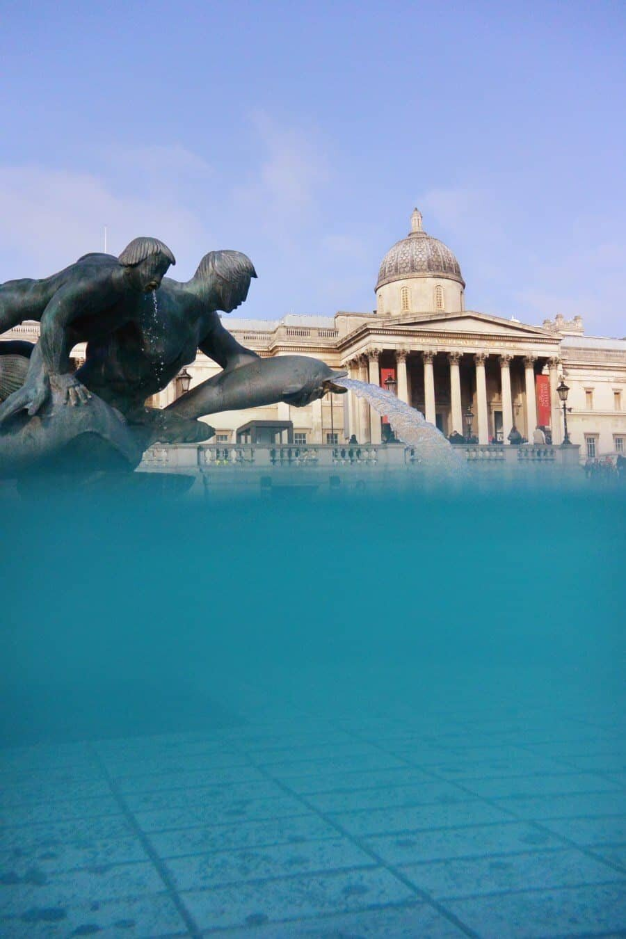 Trafalgar Square, London, United Kingdon