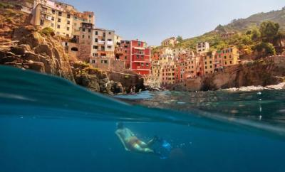 European Series, The World from The Water photographed by Lisa Michele Burns of The Wandering Lens