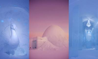 The Icehotel of Sweden by The Wandering Lens Travel Photography