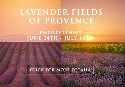 Lavender Field Tours in Provence, France with Lisa Michele Burns - Landscape Photography, Aix en Provence
