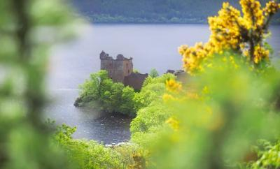 Loch Ness Photography Locations by The Wandeirng Lens