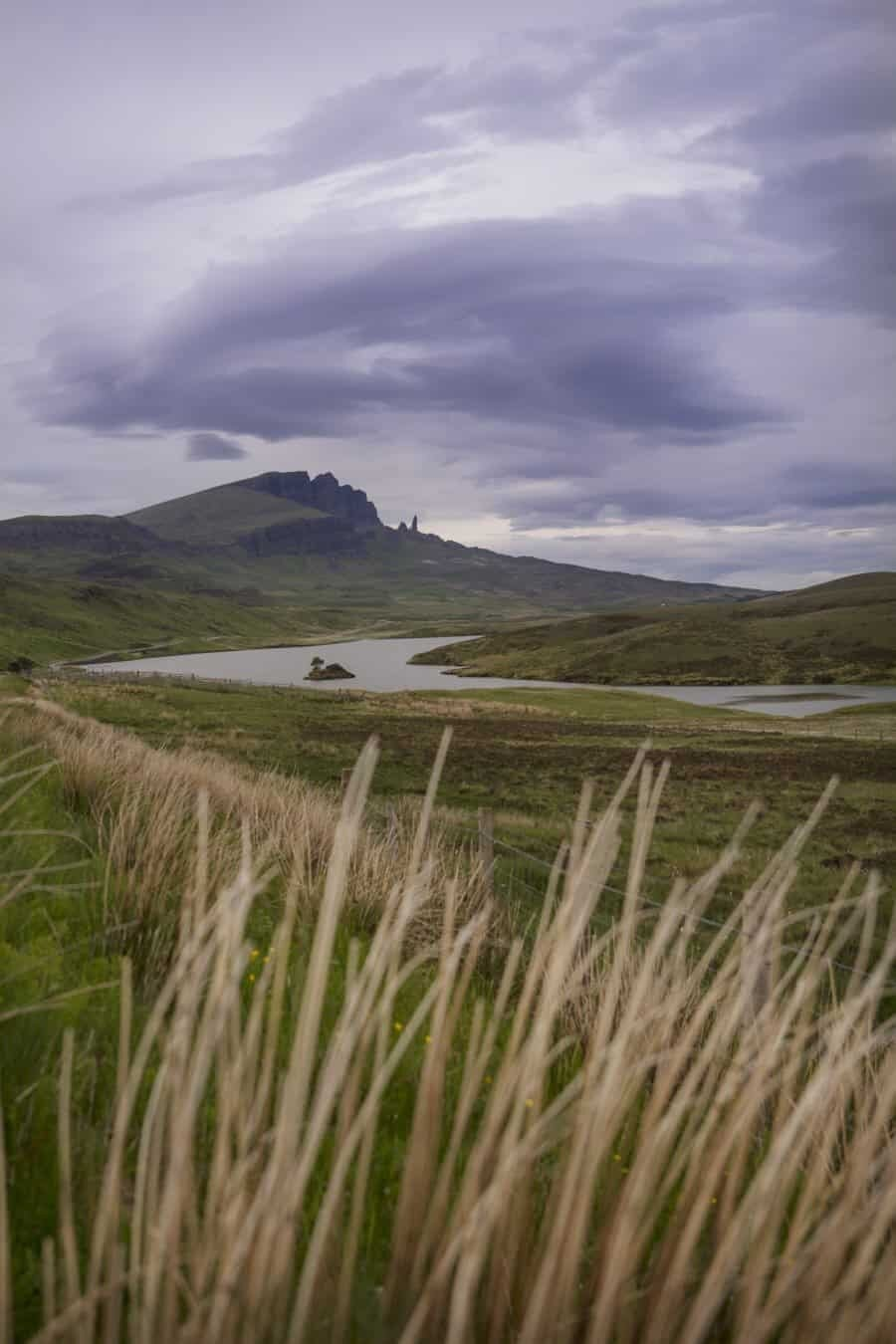 Old Man of Storr, Isle of Skye, Scotland by The Wandering Lens