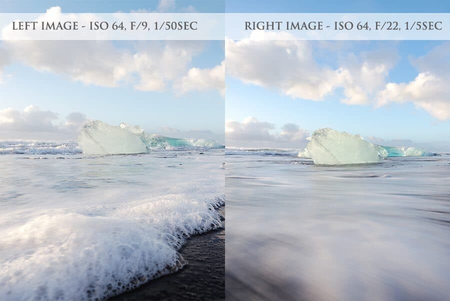 How to Create Moving Water in Photos - Setting the Scene with The Wandering Lens