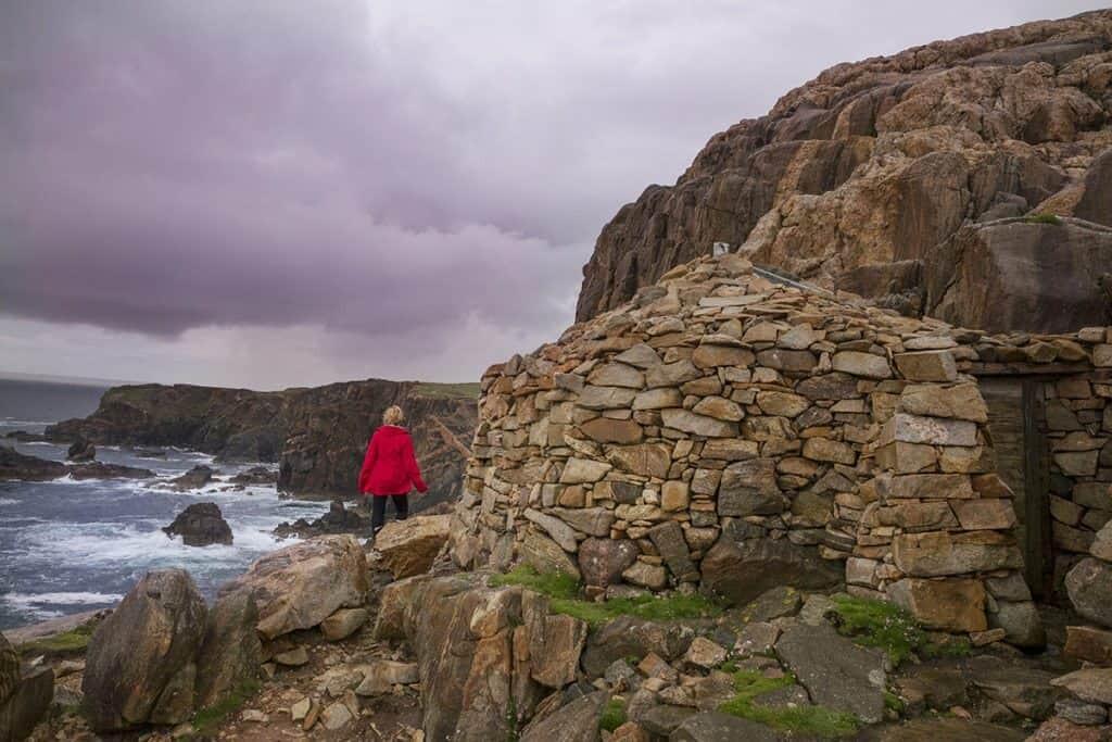 Mangersta Bothy, Isle of Lewis, Outer Hebrides, Scotland