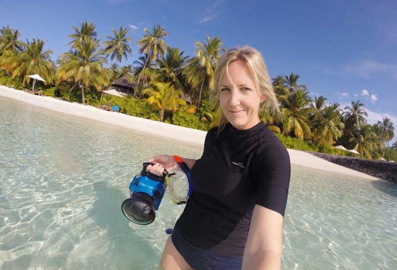 Lisa Michele Burns, Photographer of The Wandering Lens