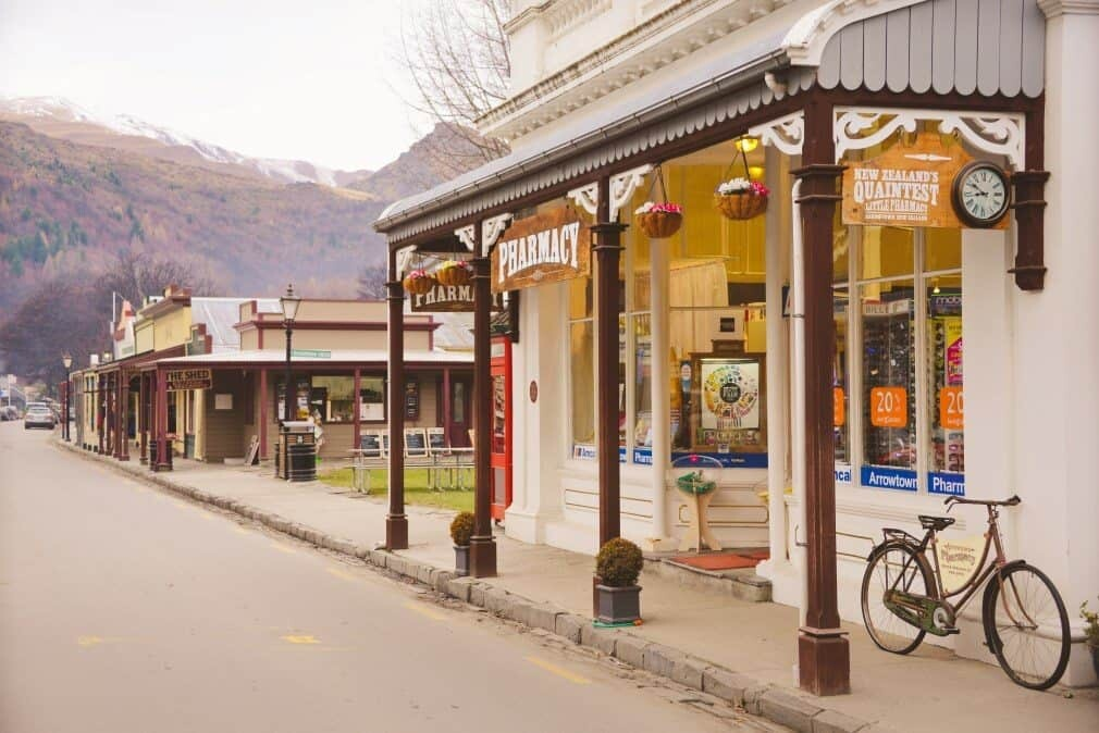 Queenstown Photography Locations by The Wandering Lens