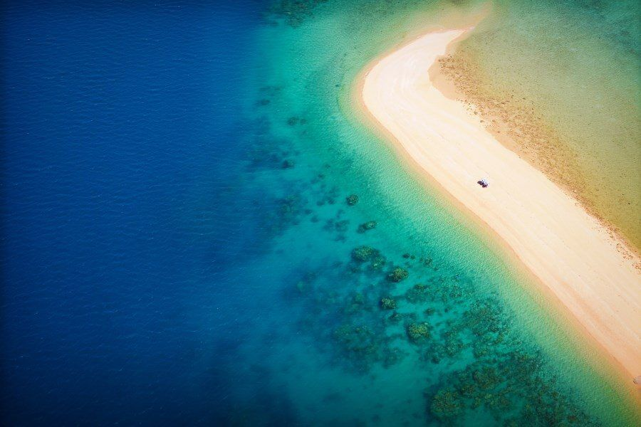 The Best Photography Locations in The Whitsunday Islands + Great Barrier Reef