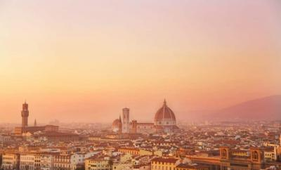 Florence - Top 10 Places to Photograph Sunset around the world