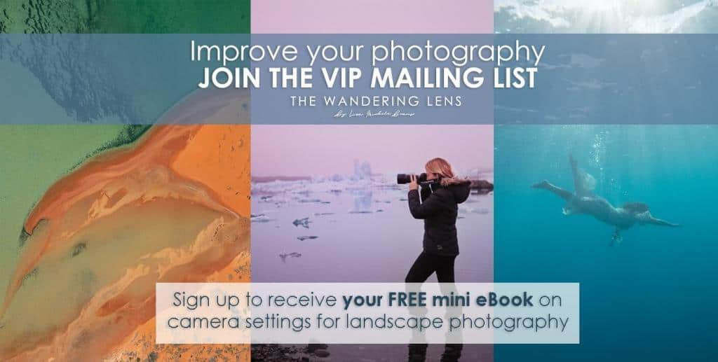 The Wandering Lens Newsletter - Learn Photography