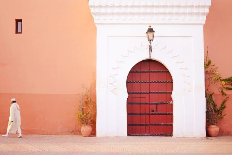 Destination: Marrakech, Morocco.
