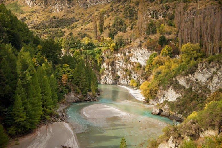 ARTHURS POINT - SHOTOVER RIVER (2)