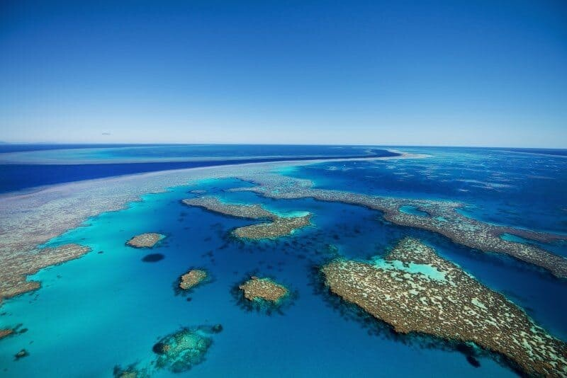 Great Barrier Reef Landscape