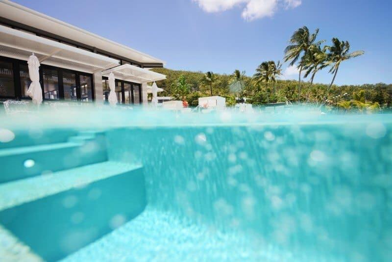Aquazure Pool, One&Only Hayman Island