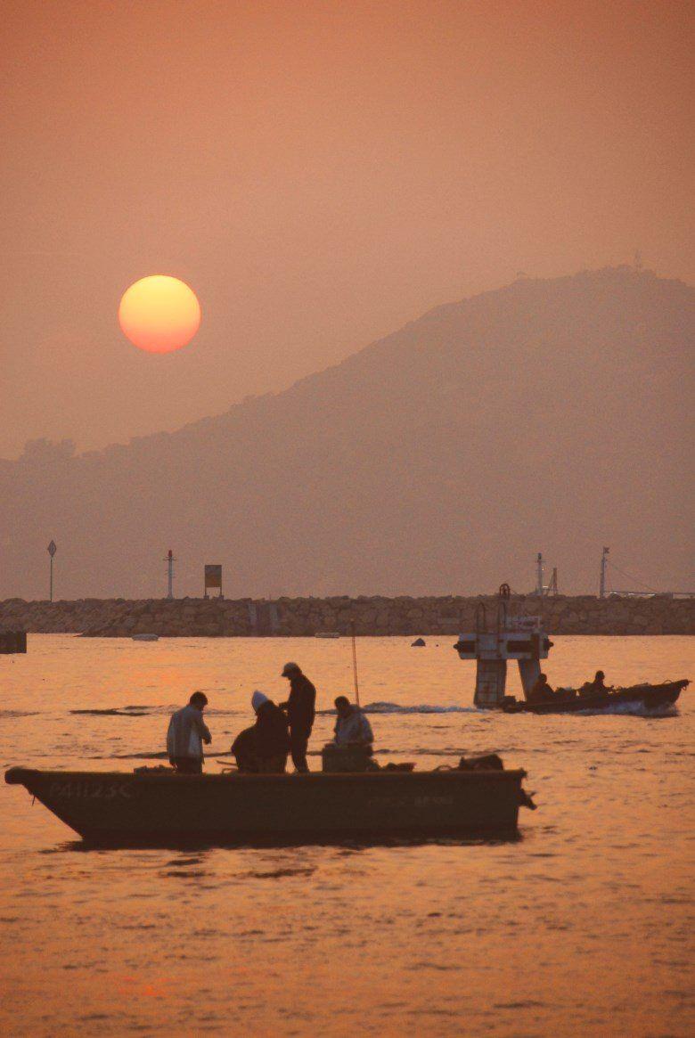Hong Kong Cheung Chau Island
