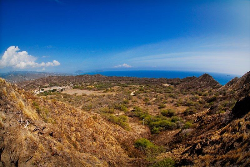 Diamond Head Hike - Hawaii - The Wandering Lens