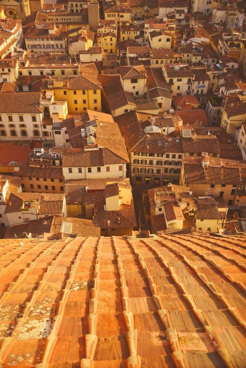 Your Guide To The Best Photography Locations In Florence Italy - Epic photos taken from the rooftops offer a new perspective of london