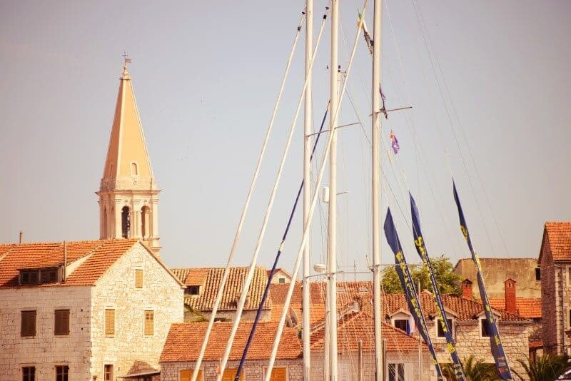 Croatia Sailing - The Wandering Lens - Medsailors