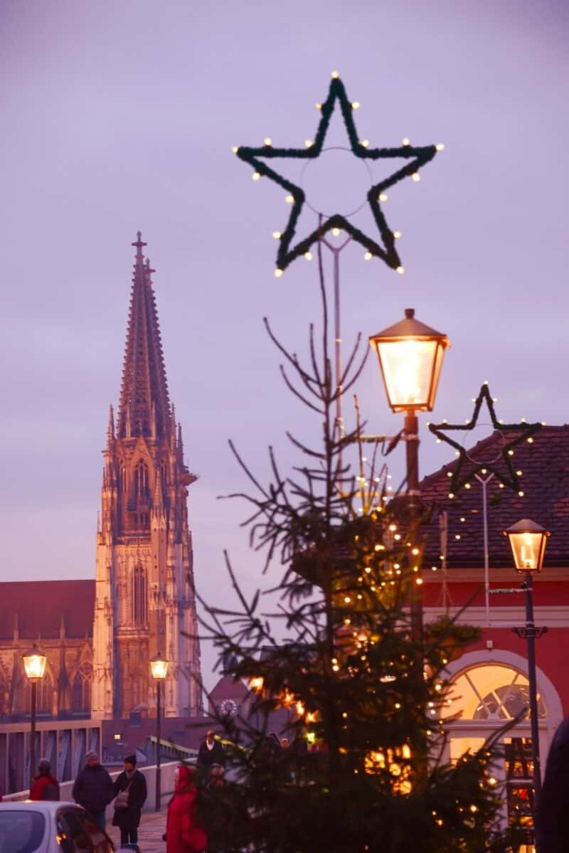 Christmas Markets Regensburg, Germany by The Wandering Lens www.thewanderinglens.com