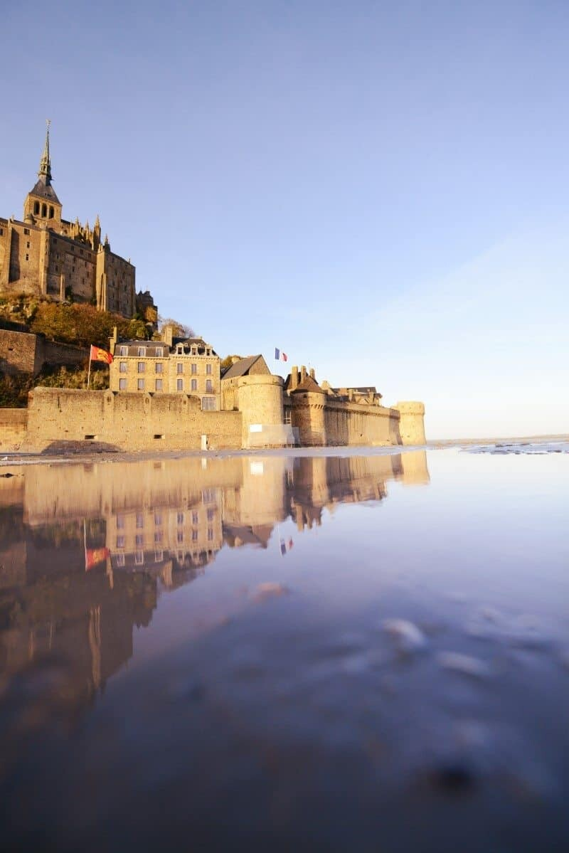 Mont Saint Michel, France by The Wandering Lens www.thewanderinglens.com