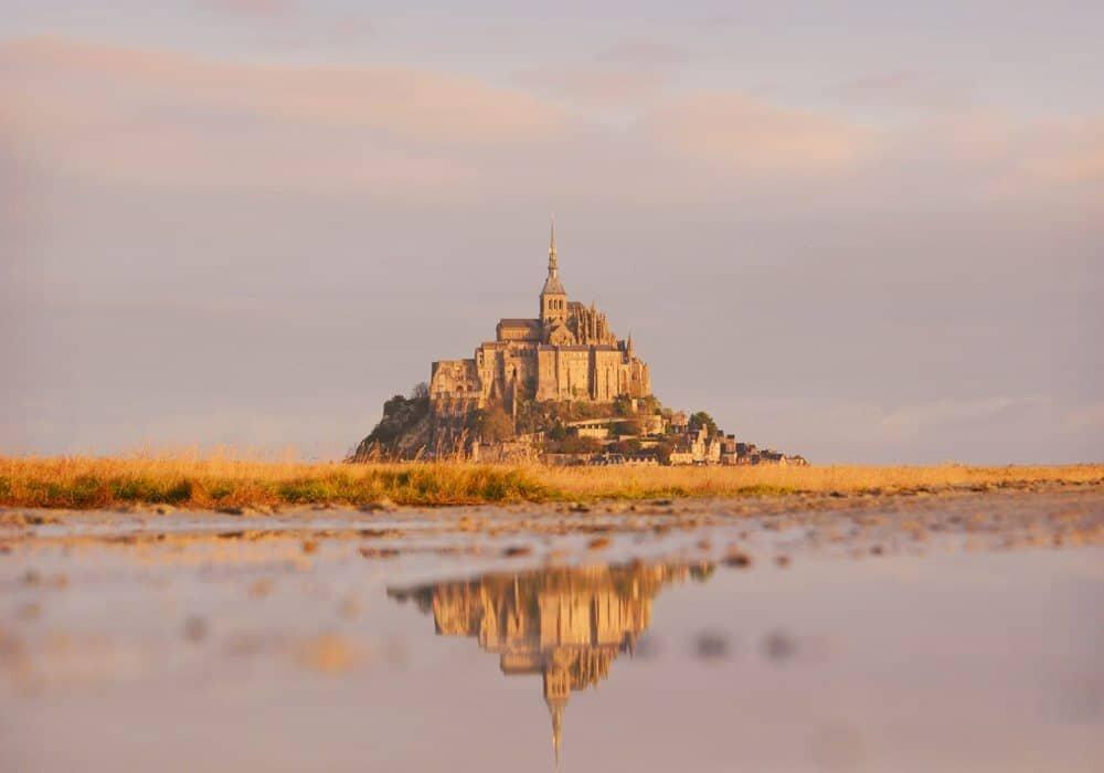 Mont Saint Michel, France by The Wandering Lens www.thewanderinglens.com