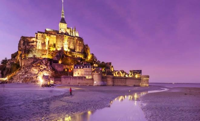 the magic of mont saint michel france the wandering lens travel photography. Black Bedroom Furniture Sets. Home Design Ideas
