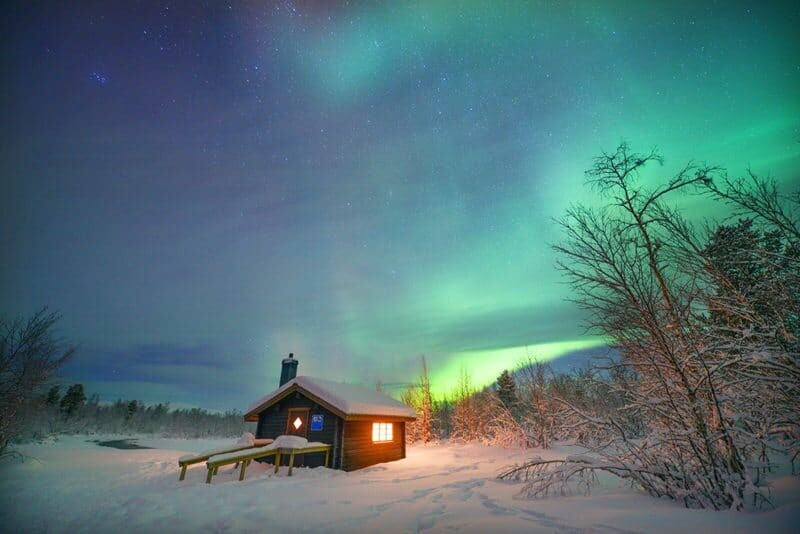 Aurora Borealis by The Wandering Lens Lisa Michele Burns www.thewanderinglens.com