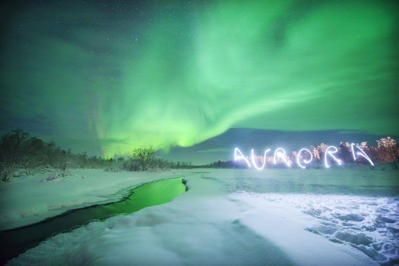 Photographing Aurora by The Wandering Lens www.thewanderinglens.com