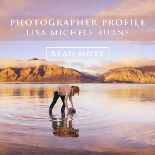 The Wandering Lens photographer Lisa Michele Burns, travel photography