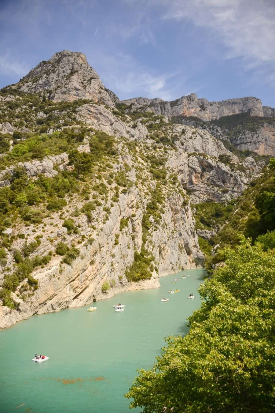 Kayaking the Gorges du Verdon in France by The Wandering Lens