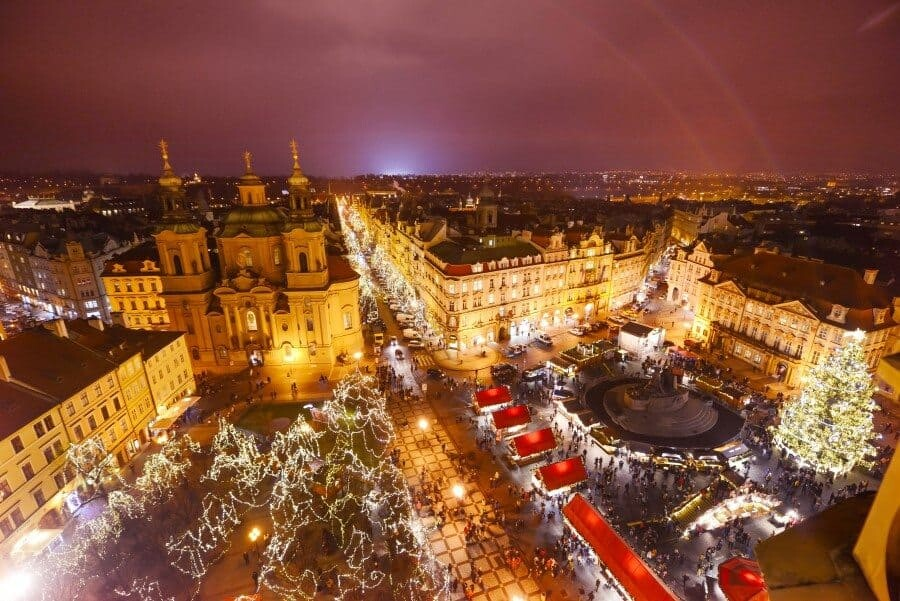 The Best Photography Locations In Prague Prague Photo Spots - Epic photos taken from the rooftops offer a new perspective of london
