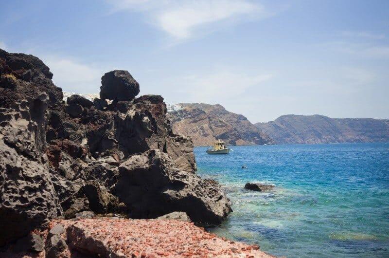Ammoudi Secret Santorini Beach 01